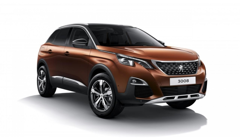 Peugeot 3008 (New Shape) No Deposit Personal Leasing